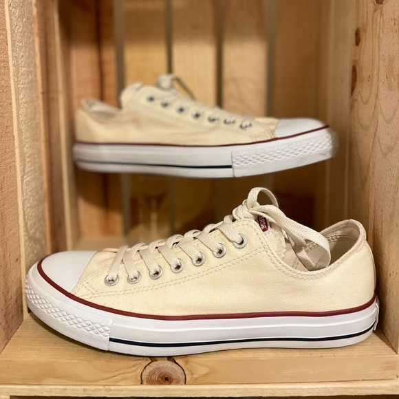 Converse All Star OX 'Natural White'
